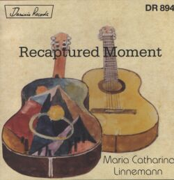 "CD-Cover ""Recaptured Moment"""